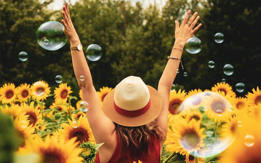 Jak zatrzymać szczęście na dłużej? Trzy sprawdzone sposoby